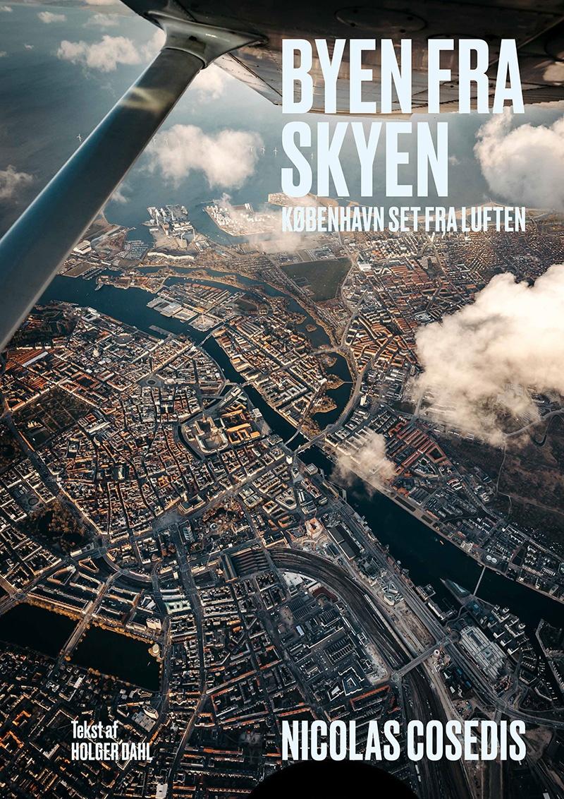 Byen fra skyen - forside