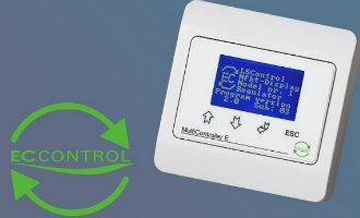 Elektronik til energioptimeret styring
