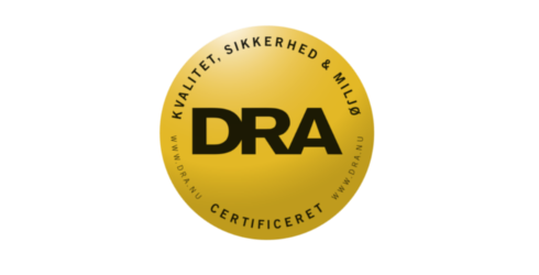 Platform.as er DRA certificeret