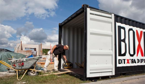 Materialecontainer