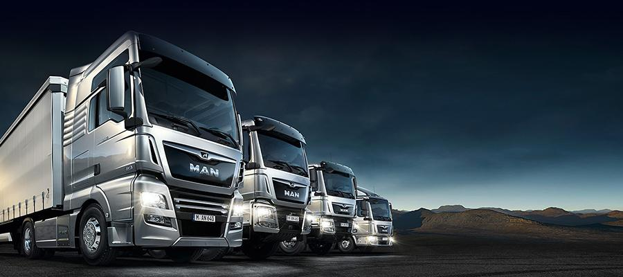 'MAN Truck & Bus Danmark A/S, Import'