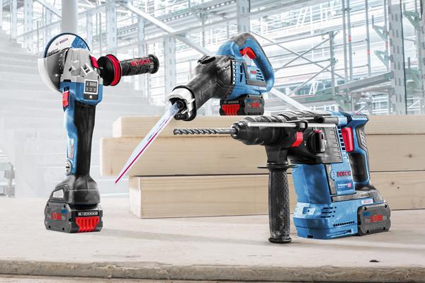 Bosch lancerer ny ProCore 18V batteriserie