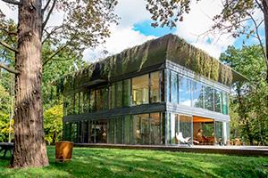 P.A.T.H. er ikke bare et arkitektonisk neutralt hus. Det er frem for alt et energineutral koncept.