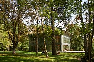 Portræt af arkitekt Philippe Starck