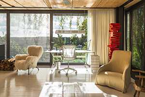 Philippe Starck designer nye hjem