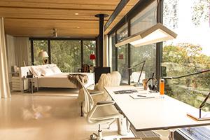 Philippe Starck bygger nye energioptimeret hjem