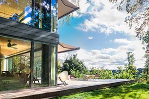 Huskonceptet P.A.T.H. anlægger en grønnere tilgang til huskonstruktion med Philippe Starck