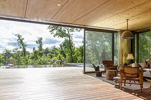 Philippe Starck designer præfabrikerede huse for Riko
